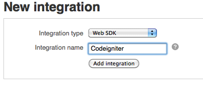 Integrating Two-Factor Authentication with CodeIgniter