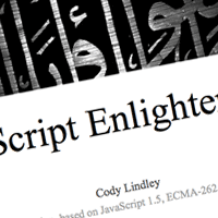 JavaScript Enlightenment: Now Available