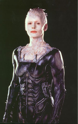 Borg Queen