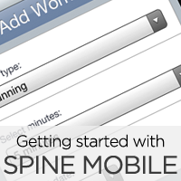 Getting Started with Spine Mobile