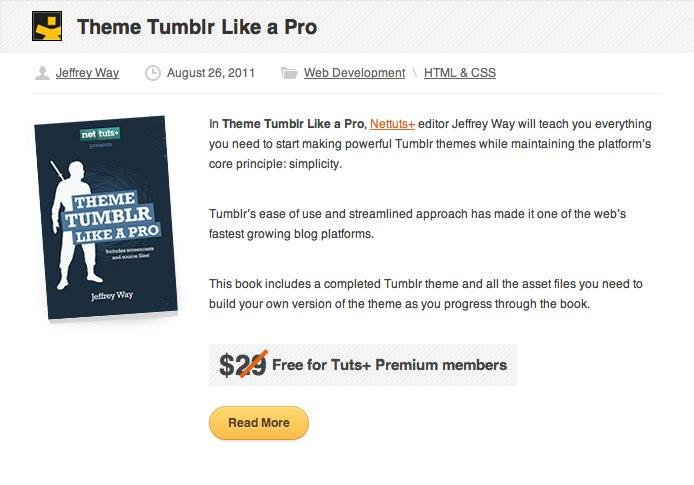 Theme Tumblr Like a Pro