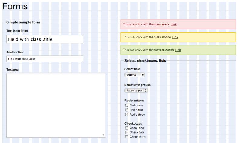 Qu es blueprint css utilizado en yii framework ing jhon perezjjjj pruebas blueprint formulario malvernweather Choice Image