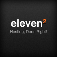 Eleven2 Reseller Hosting and Shared Hosting Giveaway + IPad Giveaway