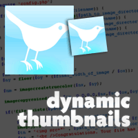Dynamically Create Thumbnails