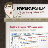 Caching Dynamic PHP