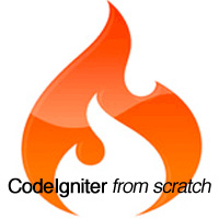 CodeIgniter From Scratch