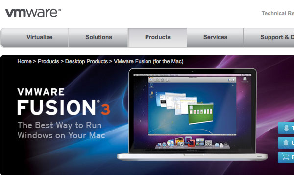 VMware Fusion