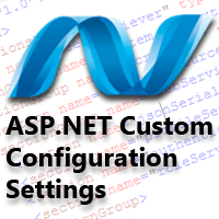How to Add Custom Configuration Settings for an (ASP).NET Application