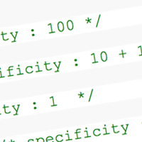 Quick Tip: Understanding CSS Specificity