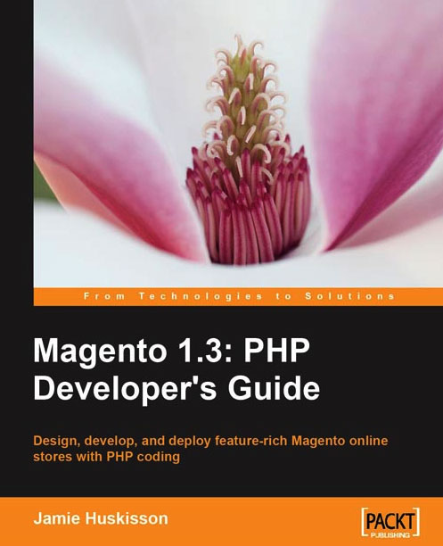 Magento 1.3 Developer's Guide