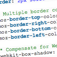 The Intricacy of Simplicity: CSS3