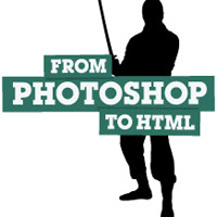 Photoshop to HTML: Slice your Designs Like a Pro