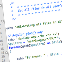 Quick Tip: Loop Through Folders with PHP&#8217;s Glob()