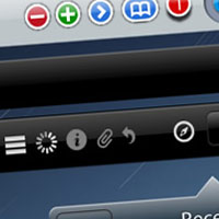 Freebie: Massive iPad Vector GUI Elements