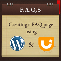 How to Create a FAQ Page with WordPress and Custom Post Types