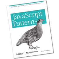 Updated: 10 Free Copies of &#8220;JavaScript Patterns&#8221; from O&#8217;Reilly Books