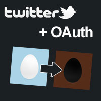Creating a Twitter OAuth Application