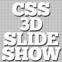 Build a Kickbutt CSS-Only 3D Slideshow