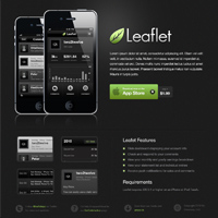 Build a Sleek, Dark Mobile App Website: New Premium Tutorial