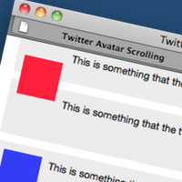 Implement Twitter Scrolling without jQuery