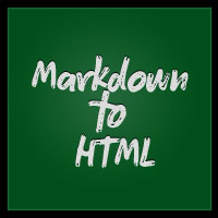 Vim Essential Plugin: Markdown to HTML