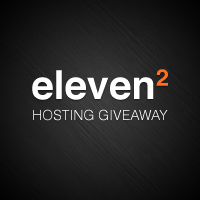 Win a Free Hosting Package From Eleven2 (x10)