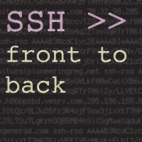 SSH: What and How