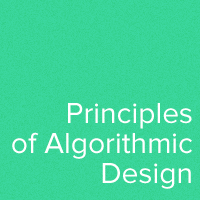 Understanding the Principles of Algorithm Design