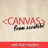 Canvas From Scratch: Transformations and Gradients